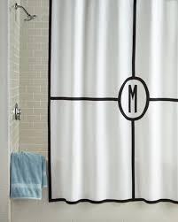 matouk shower curtain monogram shower curtain design regarding matouk shower curtain