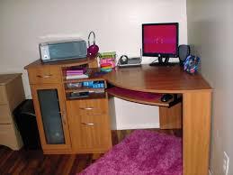 Compact Corner Desk Workspace Bush Furniture Corner Desk For Elegant Office Furniture