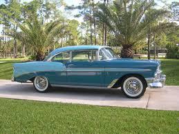 1956 Chevrolet Bel Air - Nassau Blue over Harbor Blue | '56 Chevy ...