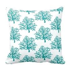 teal and c outdoor pillows reef beach pillow in coastal living