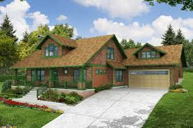 Craftsman House Plans   Craftsman Home Plans   Craftsman Style    Carrington