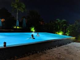 infinity pool beach house. The Beach House Curacao: Infinity Pool At Infinity Beach House B