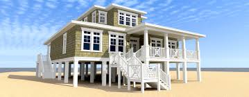 scuppers house plan is a beautiful beachfront getaway