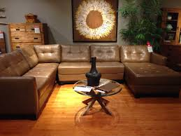 awesome martino leather sectional macys for the home throughout macys leather sectional sofa attractive