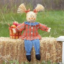 Image result for scarecrow girl