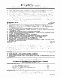 Receptionist Sample Resume Lovely Early Childhood Resume Awesome ...