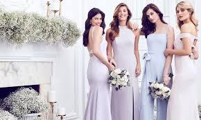 Unique one shoulder dresses of different colors ideas Gown Mix Match Bridesmaid Dresses The Dessy Group Shop Bridesmaid Dresses The Dessy Group