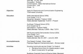 resume : superior activities to boost resume outstanding resume