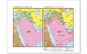 Rose Bible Maps And Charts Free Then And Now Bible Maps Echart Hendrickson Rose