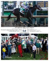 Always Dreaming Kentucky Derby 10 X 8 Photo