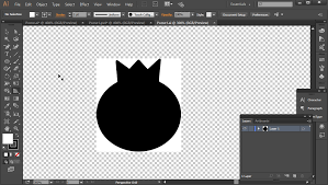 How Do I Get A Transparent Background In Illustrator Cc Graphic