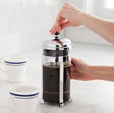 The french press system is beloved by coffee aficionados worldwide for its simplicity of brewing and purity of taste. Bodum Chambord French Press Sur La Table