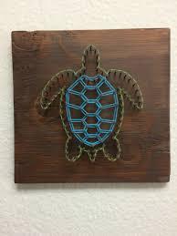 Sea Turtle String Art | ART ✿ String art | Pinterest | String art ...