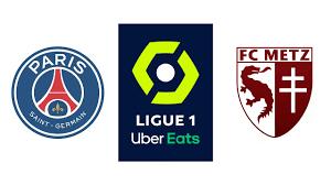 PSG vs Metz / Ligue 1 16th of September 2020 - YouTube