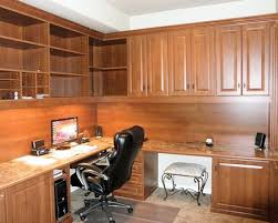 wood office cabinets. Full Cherry Wood Office With Desk And Upper Cabinets R