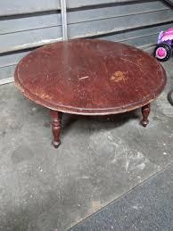 short round table fresno