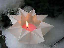paper star lanterns diy new origami ✠star lantern ✠teelichtstern super tuto