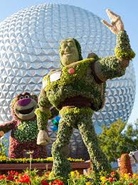 Disney Landscape Design Amazing Gardens Disney In Living Color Disney Garden