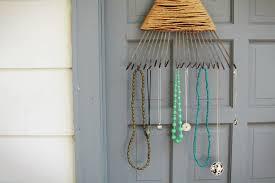 Diy Jewelry Holder Diy Jewelry Holder Simple Yet Pretty Ideas