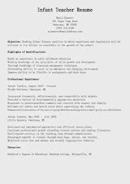 Pretty Infant Nanny Resume Pictures Inspiration Resume Ideas