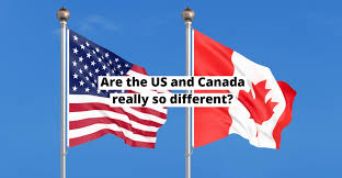 the differences between canada and the