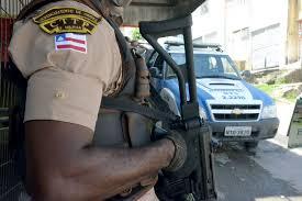 Resultado de imagem para policia militar bahia