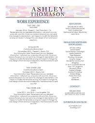 Cute Resume Templates Interesting Custom Resume Design by ResuMaker on ETSY estyshopresumaker