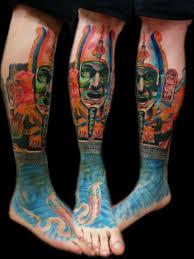 Tetování Egypt Tetování Tattoo