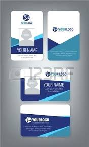 Download Card Free Employee Template Badge Id Photoshop