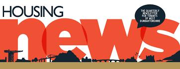Newsletter Mastheads Housing News West Dunbartonshire Council