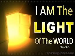 Image result for pictures of jesus as light of the world