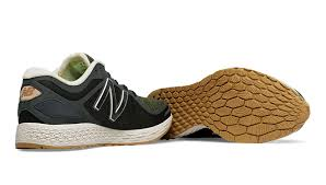 new balance zante mens. fresh foam zante v2 sweatshirt, rifle green new balance mens