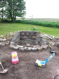 cement fire pit fire pit cement landscape blocks diy cement fire pit bowl