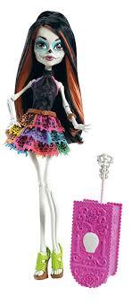 monster high travel scaris skelita calaveras doll discontinued by manufacturer