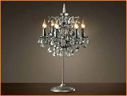 chandelier table lamps table lamp chandelier nice chandelier table for elegant residence crystal chandelier table lamp ideas