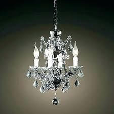 crystal candle chandelier non electric post chandelier ceiling fan home depot