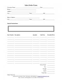 Html Order Form Template Simple Code Job Application Css