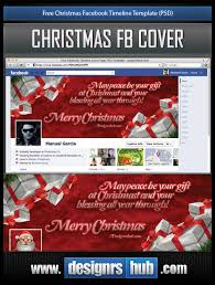 Free Christmas Facebook Timeline Template (Psd) By Mgraphicdesign On ...