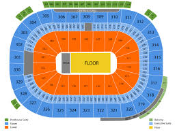 Rogers Arena Seating Chart And Tickets Formerly General