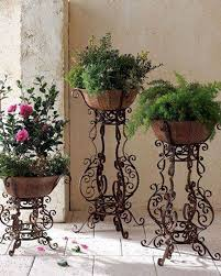 Wrought Iron Home Decor Accents Wrought iron always gives always a rustic look to any home but it 17