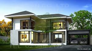 3 story tiny house. Modern Style Story Home Plans Construction Thai Living Area 3 Tiny House