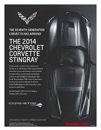 This connector position can harm other aldl circuits if battery voltage is inadvertently jumped to a control circuit. 2014 Corvette Stingray Brochure Features And Packages Guide 1lt 2lt 3lt Chevrolet Corvette Stingray C7 Forum