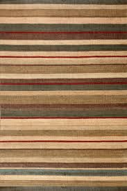 striped area rugs  green brown striped jute rugs dash albert