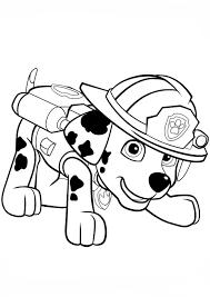 Paw Patrol Kleurplaten Leuk Voor Kids Nieuwe Kleurboek Paw Patrol