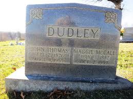 John Thomas Dudley (1876-1955) - Find A Grave Memorial