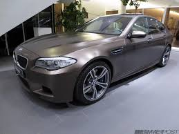 BMW Convertible bmw individual badge : BMW Individual M5 and 5 Series - Frozen Bronze, Frozen Blue ...