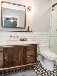 Modern Bathroom Remodel Cool Design Inspiration