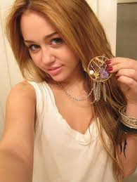 Miley Cyrus Dream Catcher Necklace