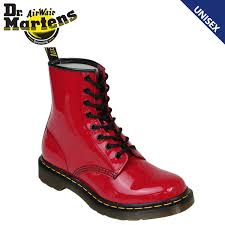 dr martens dr martens 1460 womens 8 hole boots r11821606 material updates patent leather