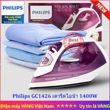 Giá bán Bàn ủi hơi nước Philips GC1426 Violet